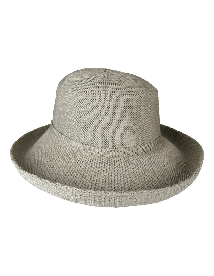 Breton Poly Knit Thermal Noosa Hat image 3