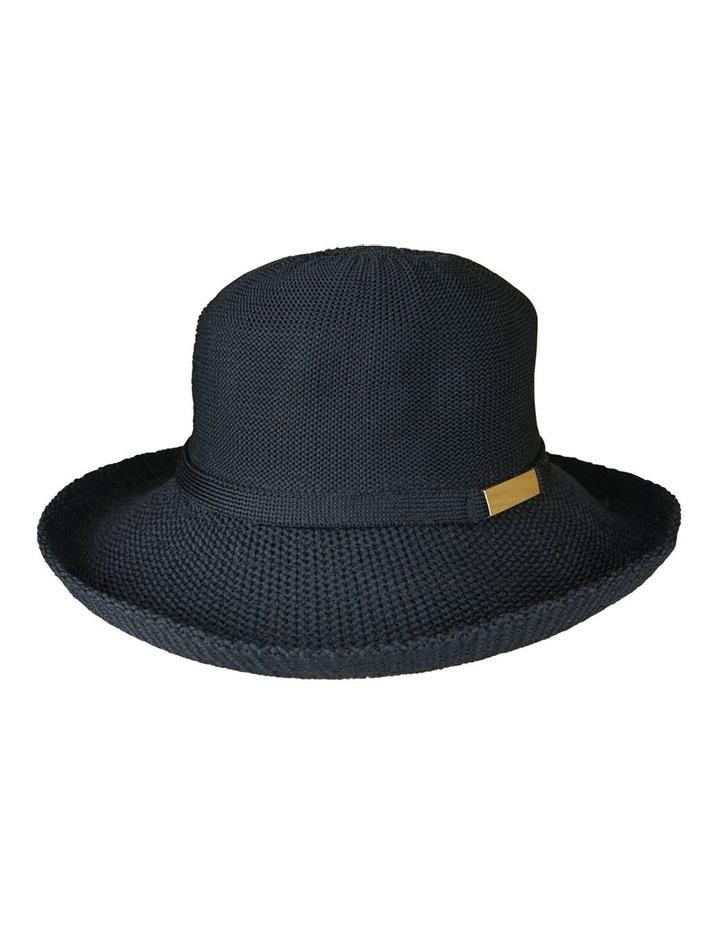 Breton Poly Knit Thermal Noosa Hat image 3