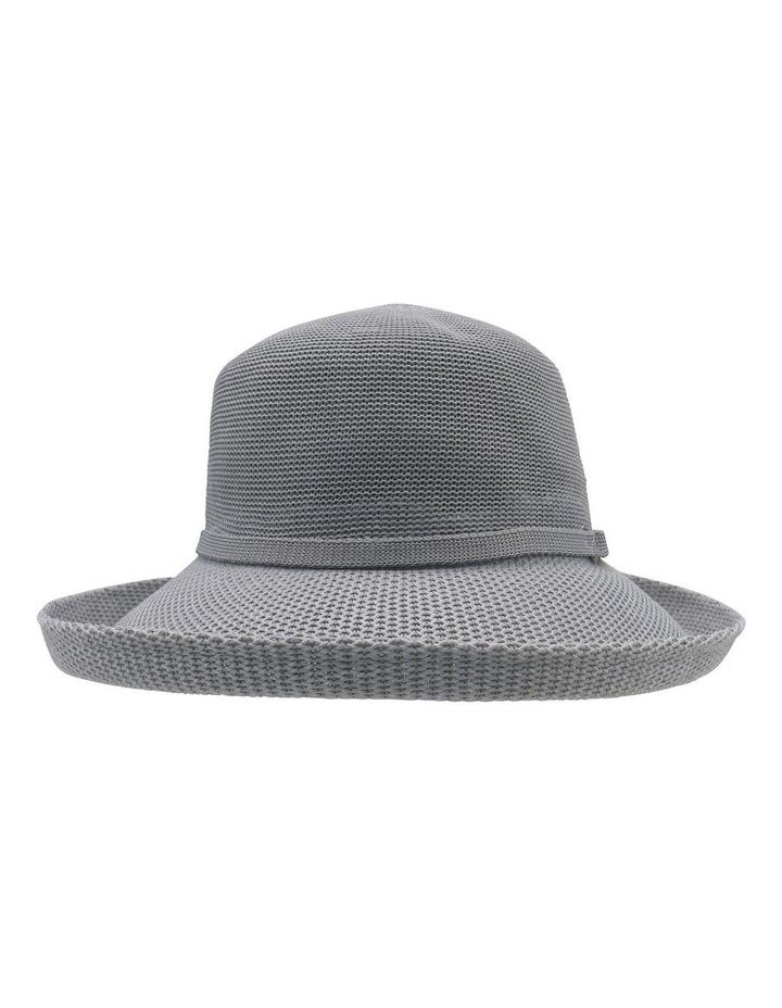 SCF862 Breton Poly Knit Thermal Noosa Hat image 1