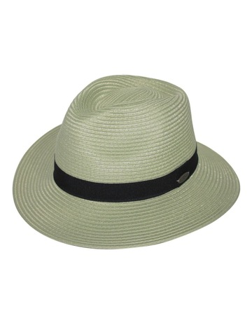 Rigon Fedora Green Summer Hats 4f57328e469