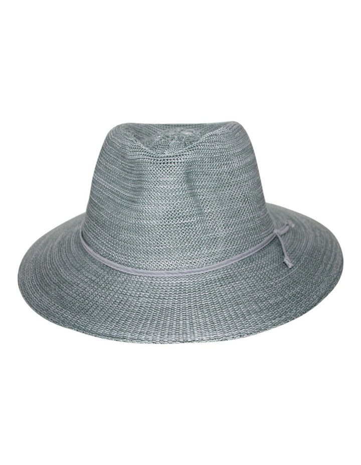 RL73 Wash & Wear Fedora image 1