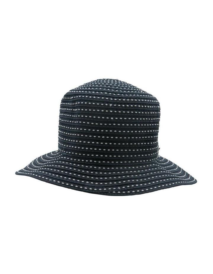 Contrast Stich Bucket Summer Hats image 2
