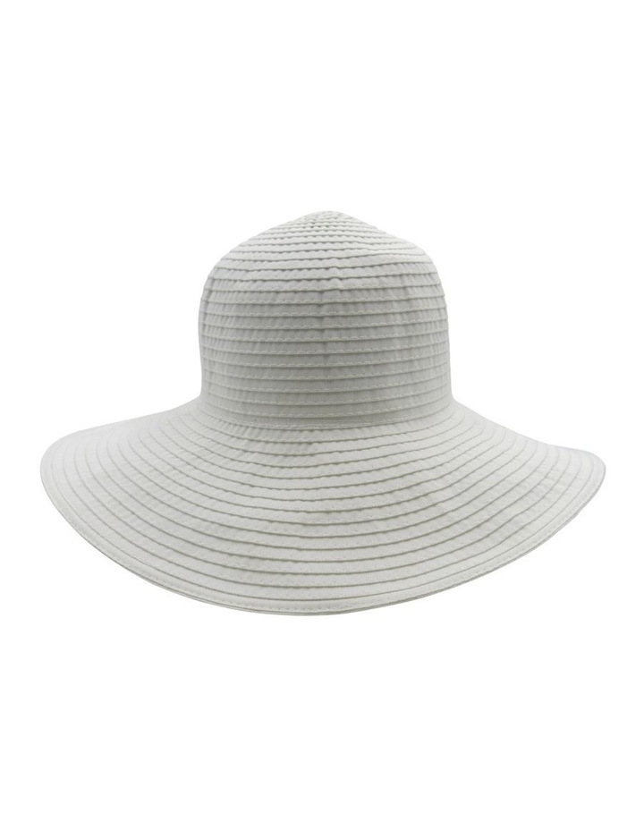 Wide Brim Ribbon Hat  Summer Hats image 2