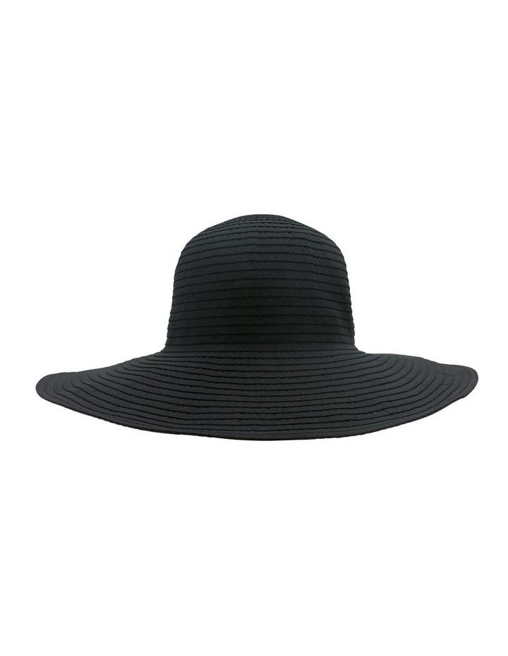 Wide Brim Ribbon Hat  Summer Hats image 1