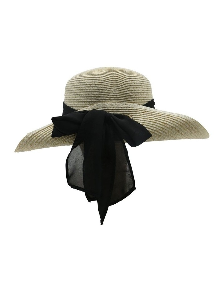 Bow Back Hat With Bow  Summer Hats image 2