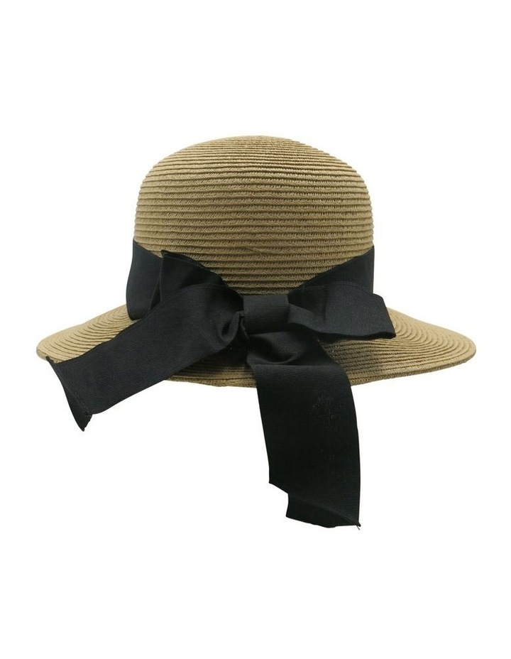Short Back Hat With Bow  Summer Hats image 2