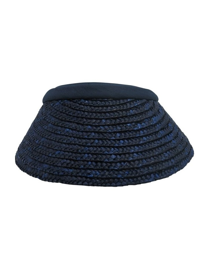 Straw Brim Visor Summer Hats image 1