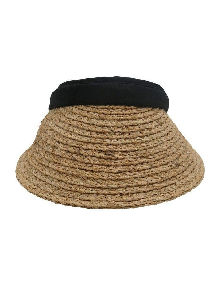 Raffia Boater Summer Hats image 1