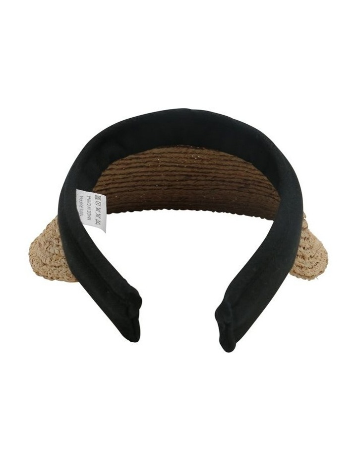 Raffia Boater Summer Hats image 2