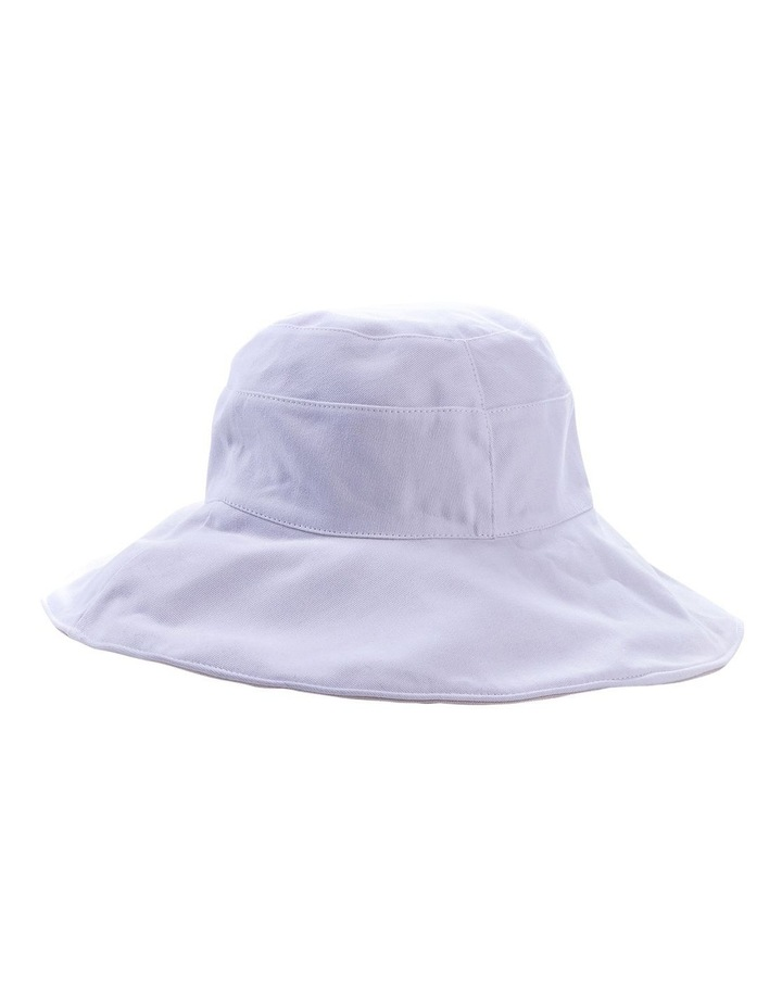 Canvas Hat With Wide Brim Summer Hats image 1