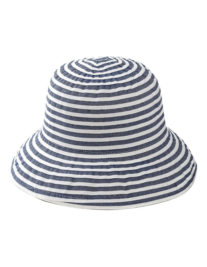 Two Tone Denim Hat Summer Hats image 1