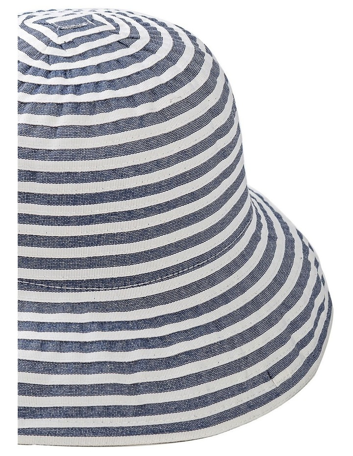 Two Tone Denim Hat Summer Hats image 2