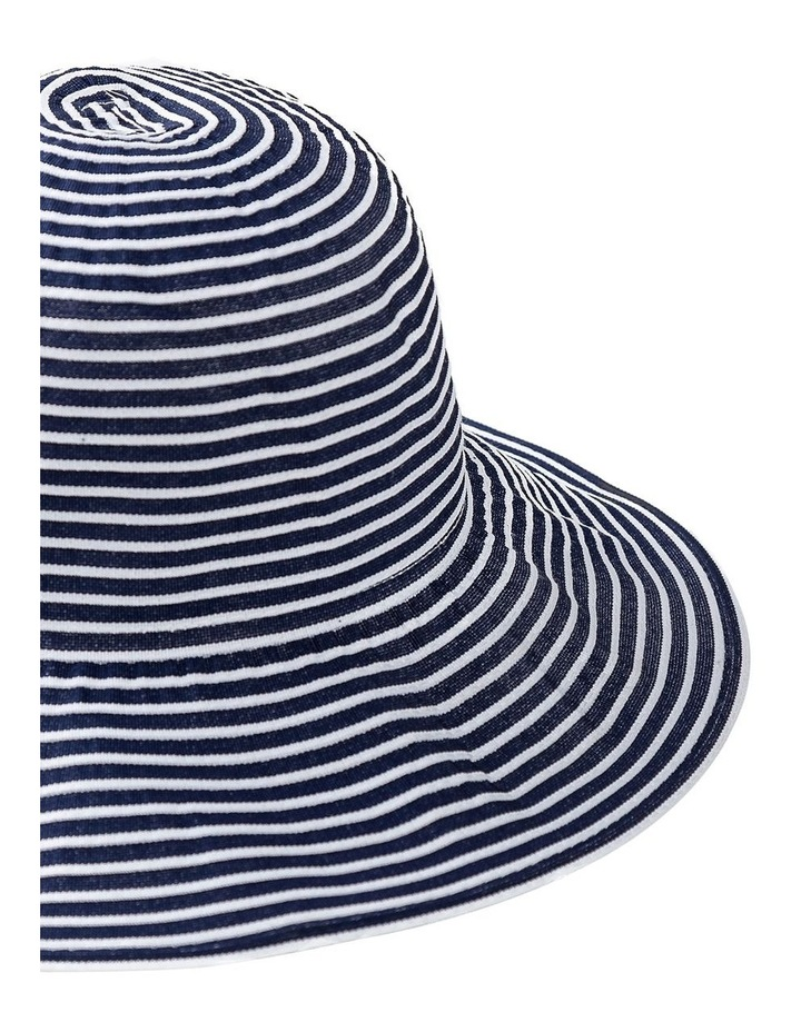 Two Tone Ribbon Hat Summer Hats image 2