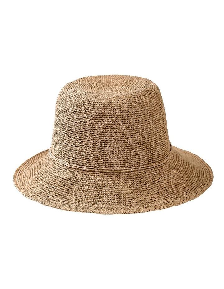 Bucket Hat With Self Tie Summer Hats image 1