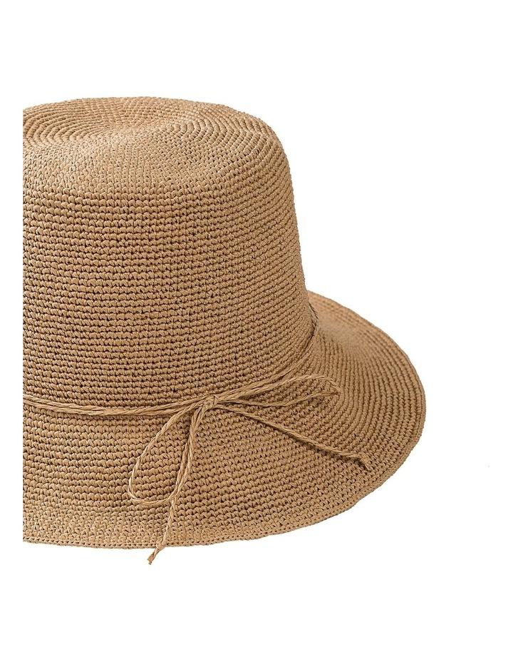 Bucket Hat With Self Tie Summer Hats image 2