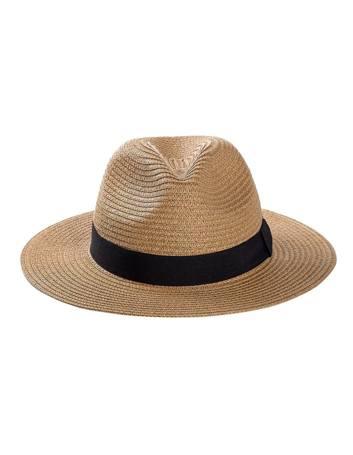 Fedora Hat With Band Summer Hats image 1
