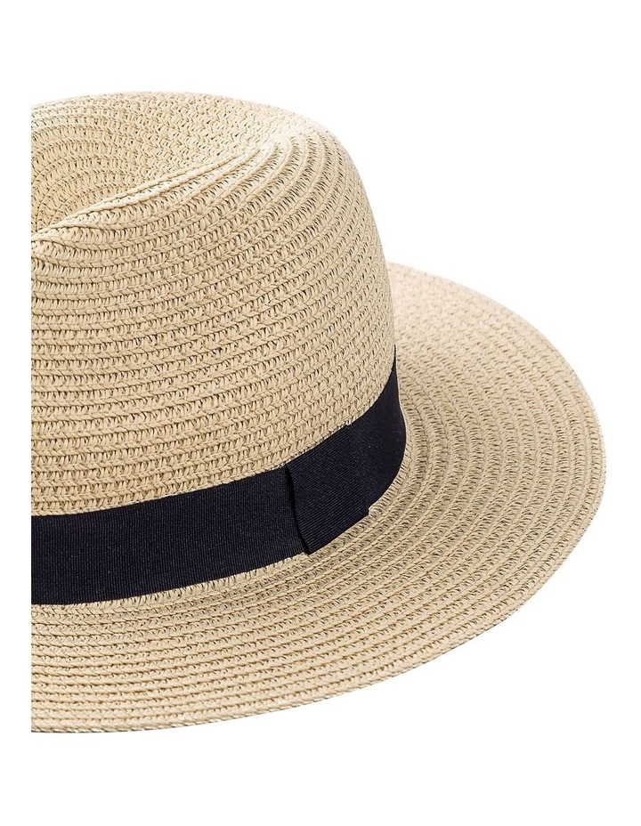 Fedora Hat With Band Summer Hats image 2