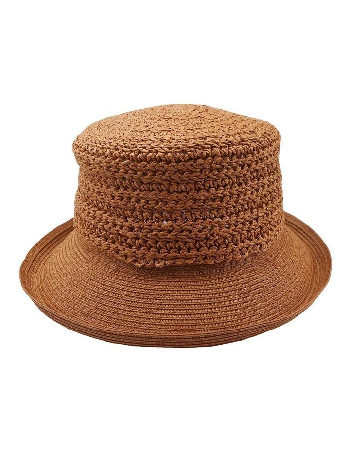 3-7911 Toast Crochet Sun Hat image 1