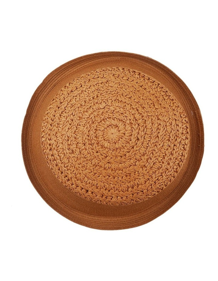 3-7911 Toast Crochet Sun Hat image 2