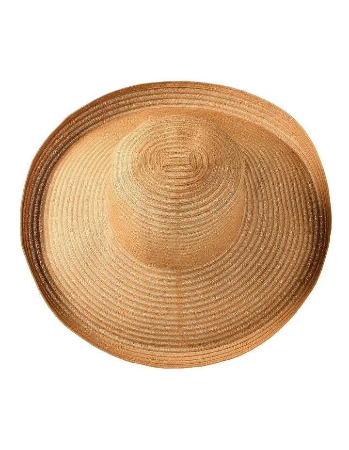 3-7909 Toast Turn Up Sun Hat image 3