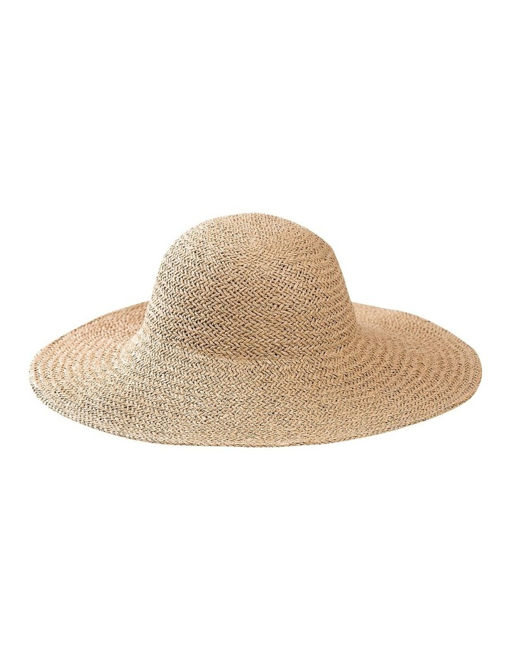 GHCR013M Woven Wide Brim Summer Hats image 1