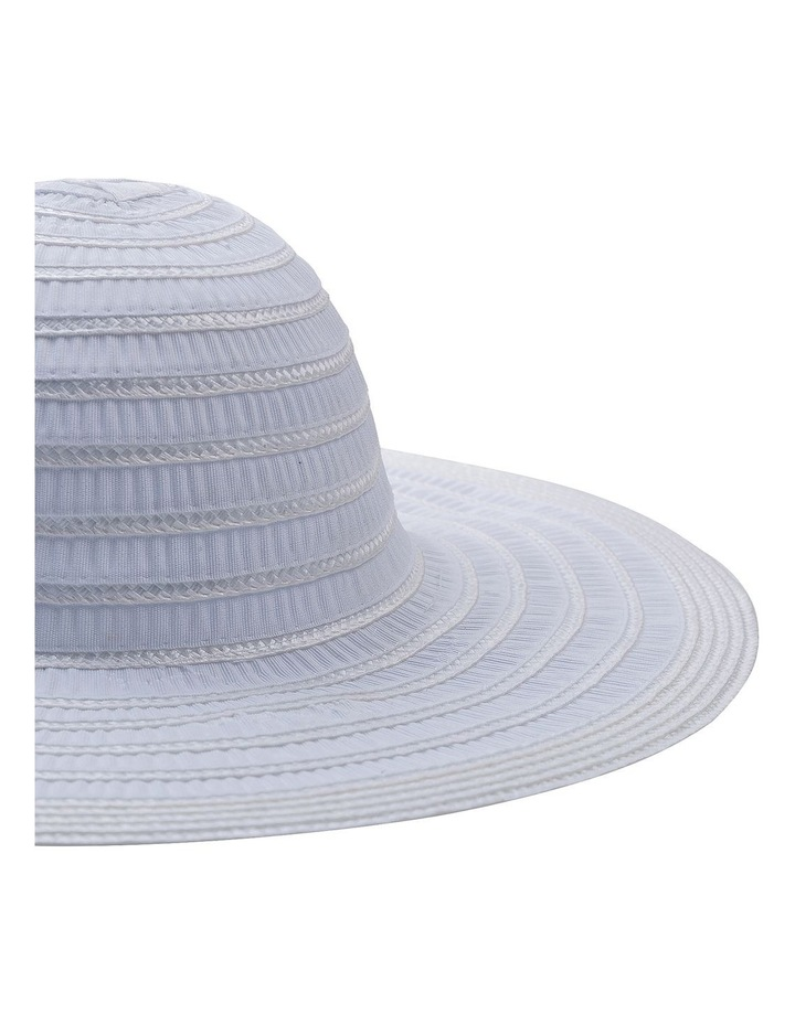 GHCR014M Wide Brim Ribbon Summer Hats image 2