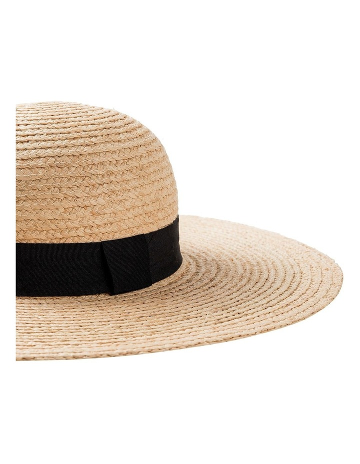 GHCR302M Raffia With Band Summer Hats image 2