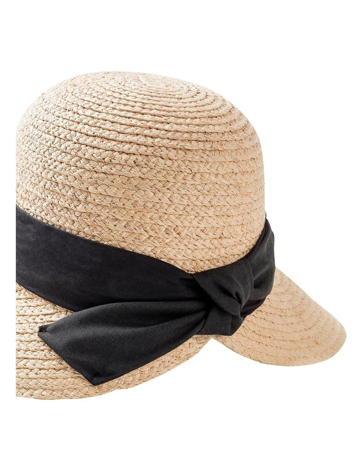 GHCR303M Raffia Bonnet With Band Summer Hats image 2