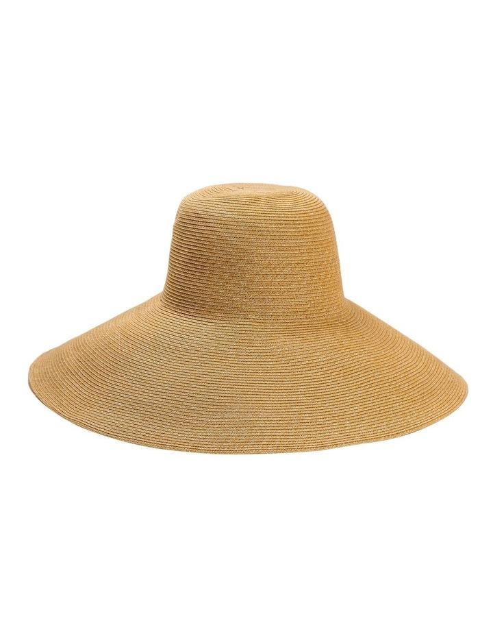 GHCR304M Fine Braid Wide Brim Summer Hats image 1
