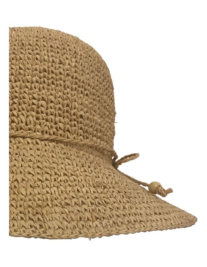 GHCR301M Raffia Crochet Bucket Summer Hats image 2