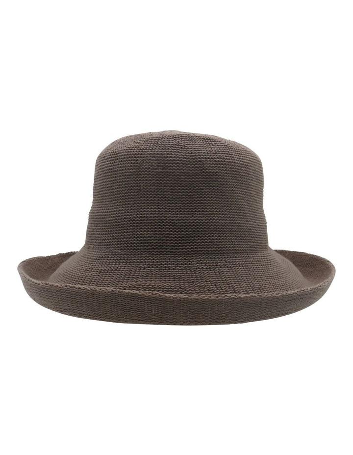 RE1188 Solid Bucket Summer Hat image 1