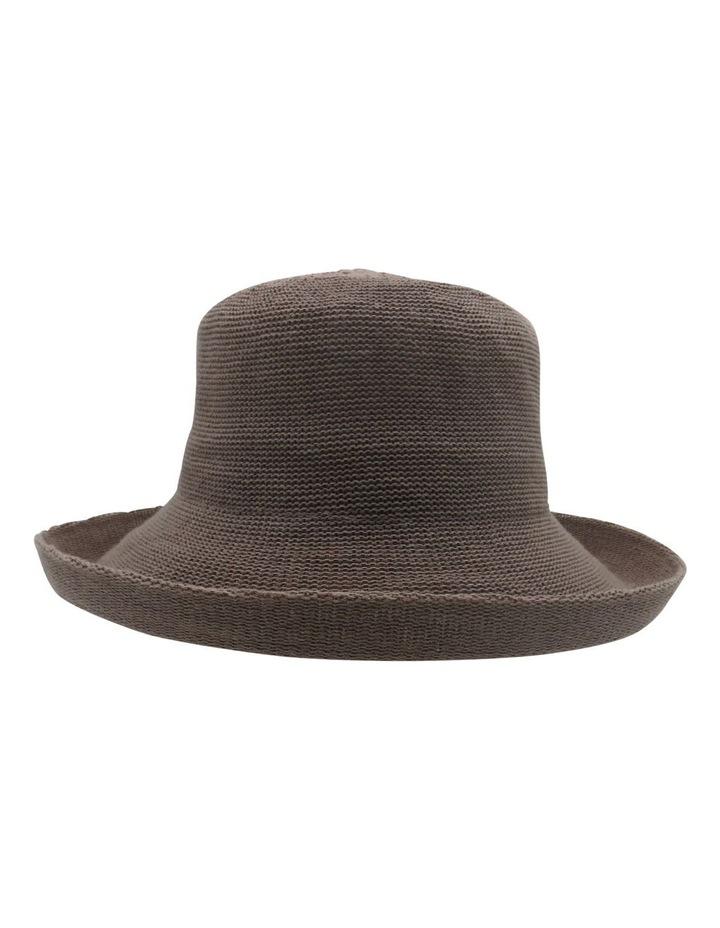 RE1188 Solid Bucket Summer Hat image 2