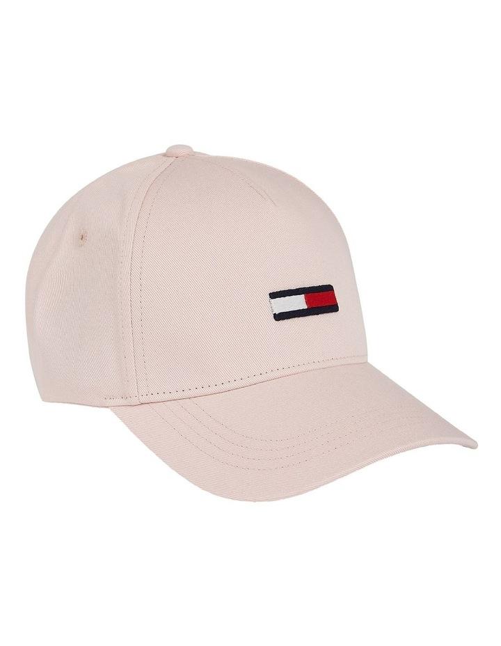 Flag Natural Dye Pale Pink Cap image 1