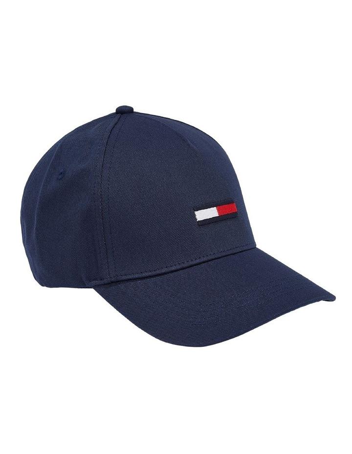 Flag Natural Dye Navy Cap image 1
