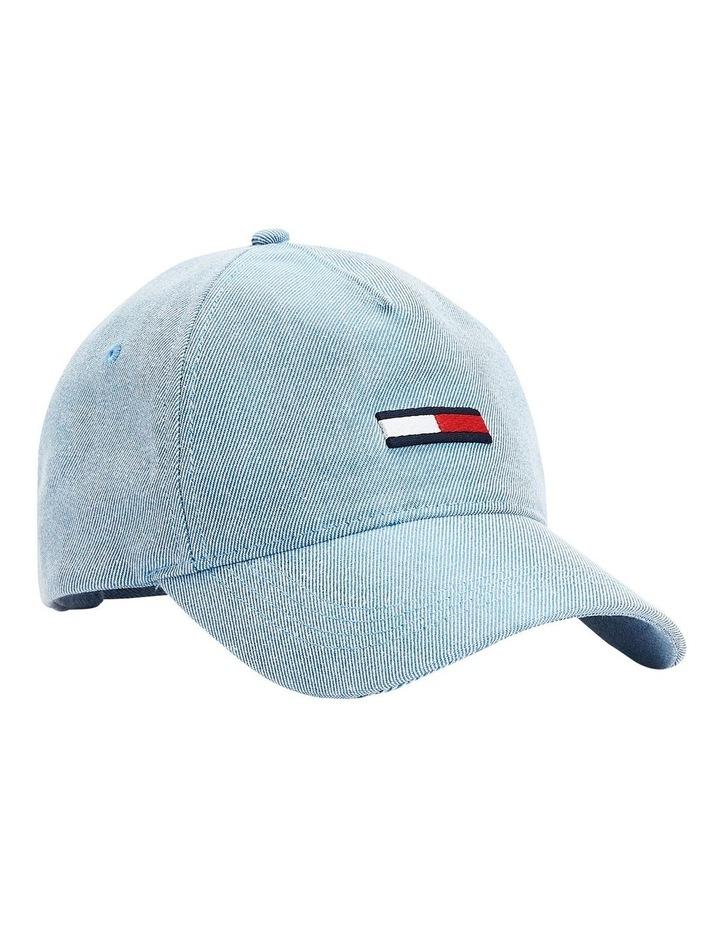 Flag Washed Blue Cap image 1
