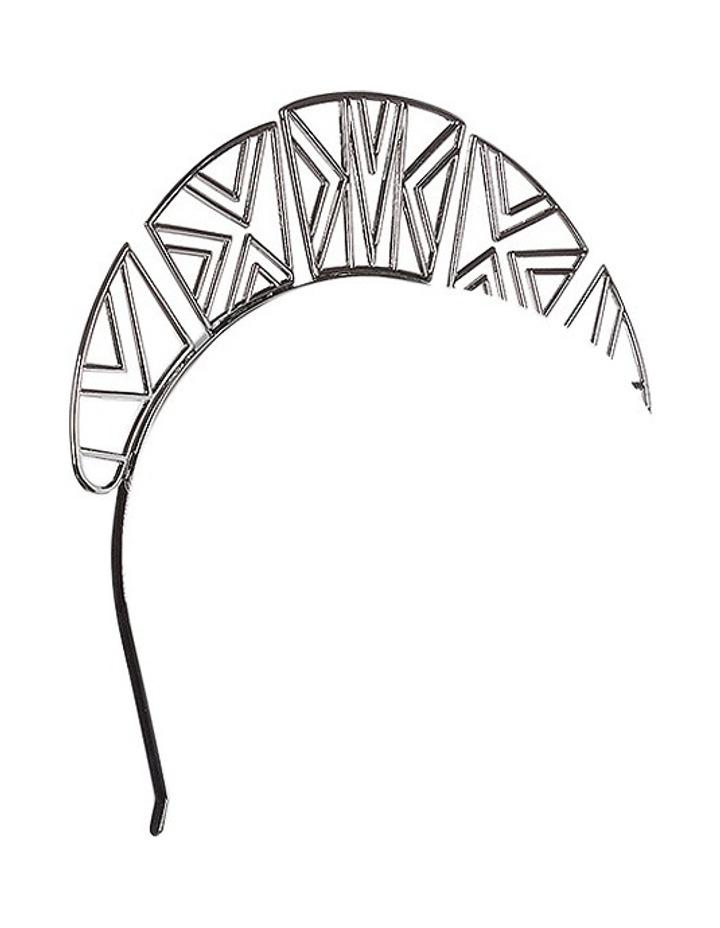 Emmy Crown Metal Headband image 2