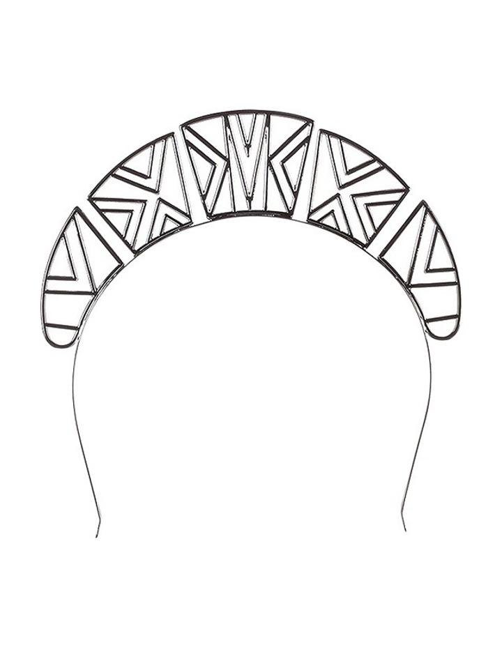 Emmy Crown Metal Headband image 3