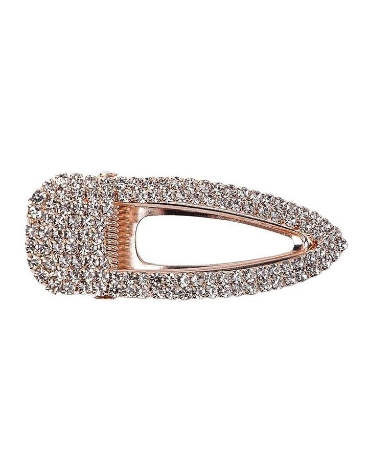 Diamante Alligator Clip Hair Accessory image 1