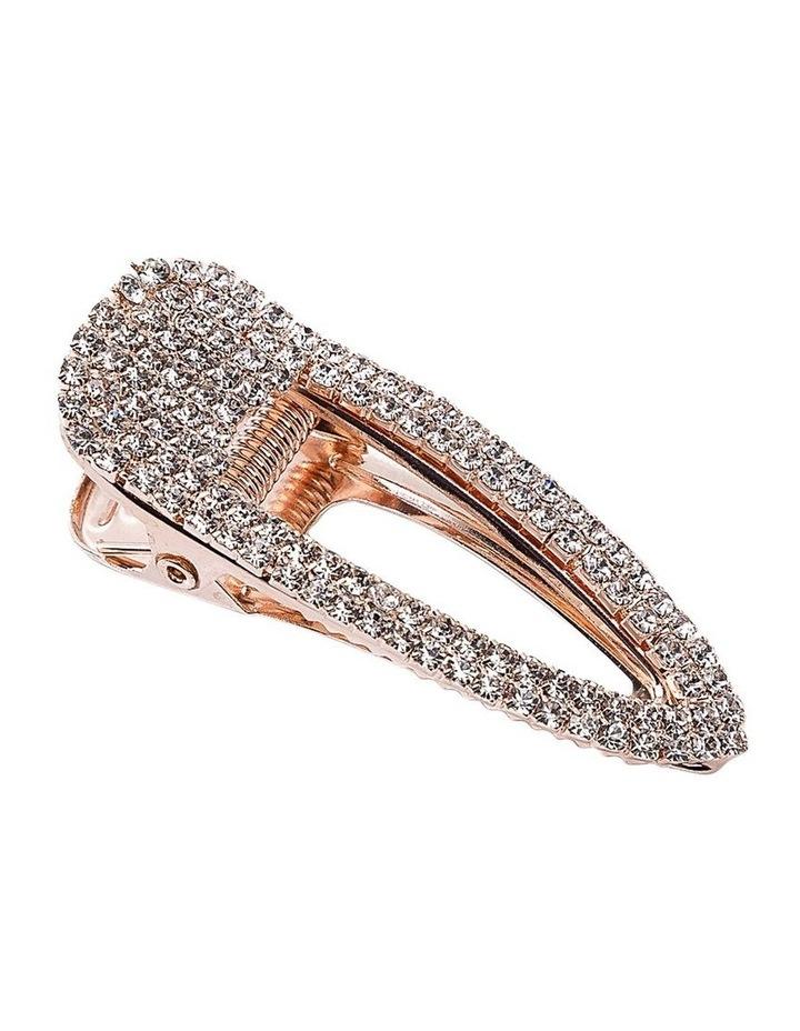 Diamante Alligator Clip Hair Accessory image 2