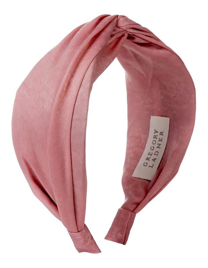 Blush Turban Headband Hair Accessory image 2