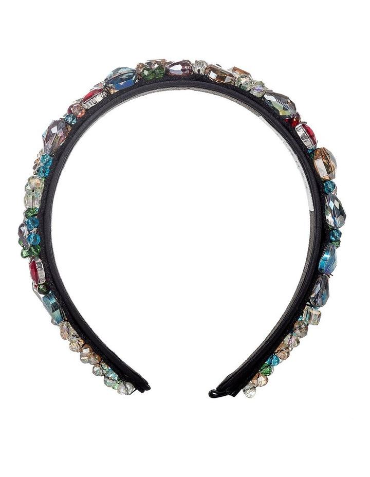 GHAR022M Beaded Headband Hair Accessory image 1