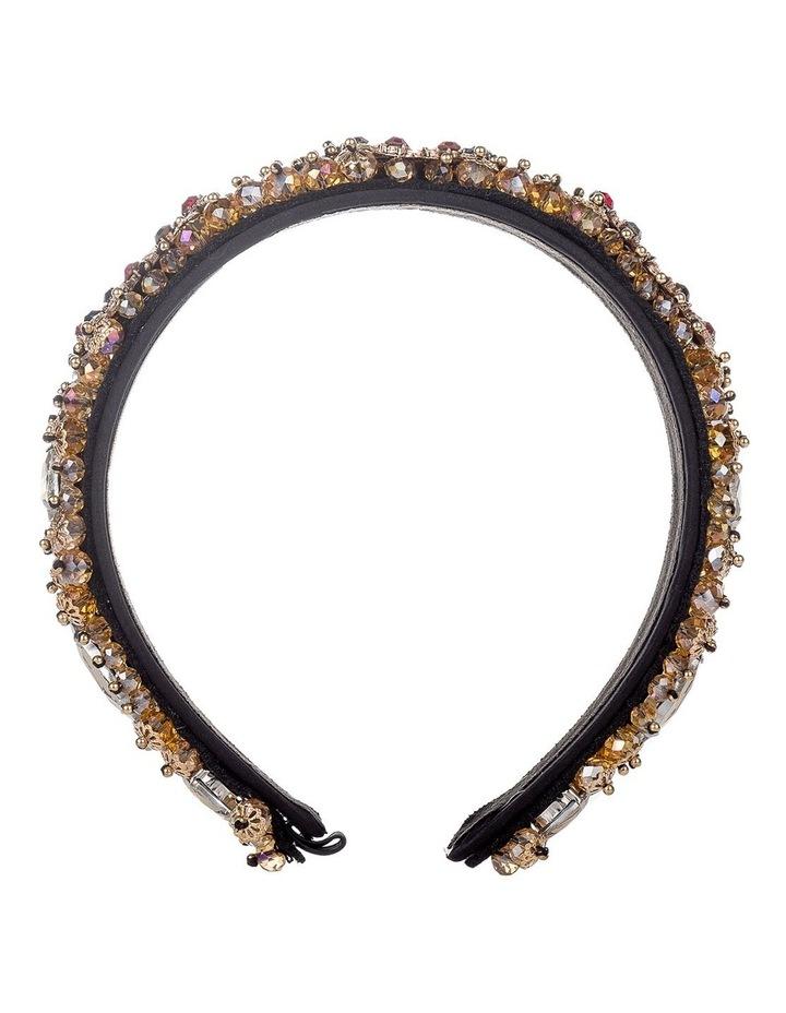 GHAR023M Beaded Headband Hair Accessory image 1