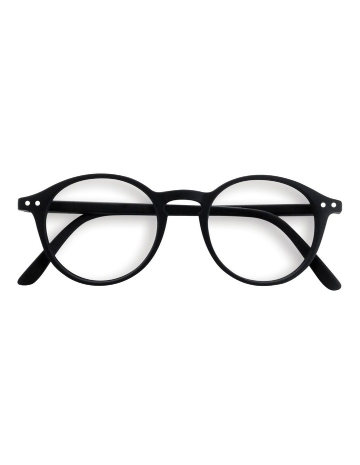 Reading Glasses Collection D - Black  1 image 1