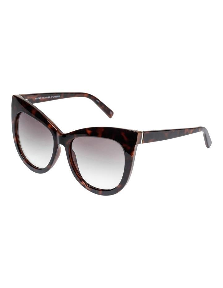 Hidden Treasure Tortoise Cat Eye Sunglasses LSP2102302 image 1
