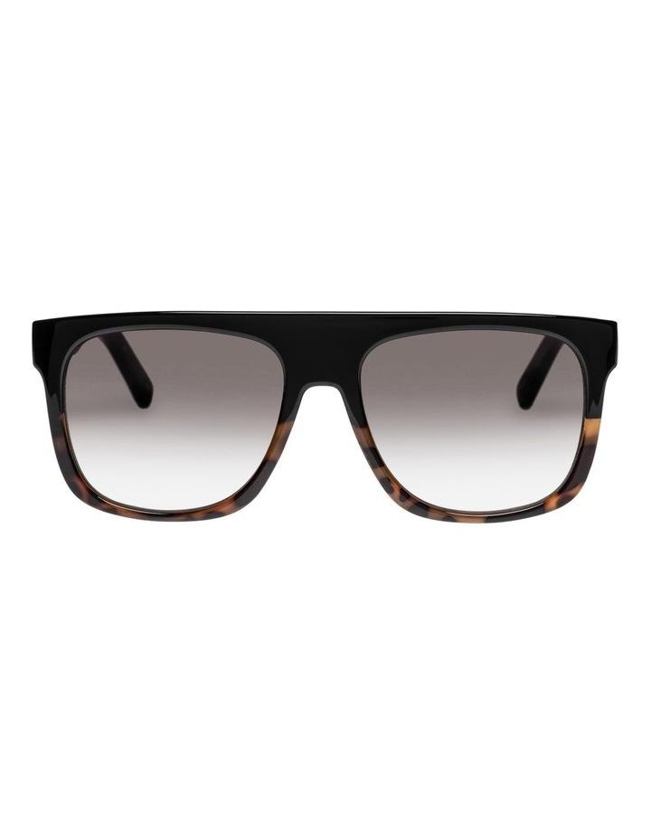 Covert Black Rectangle Sunglasses LSP2102306 image 2