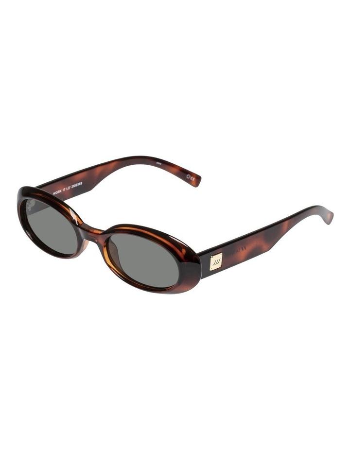 Work It Toffee Tort Sunglasses image 1