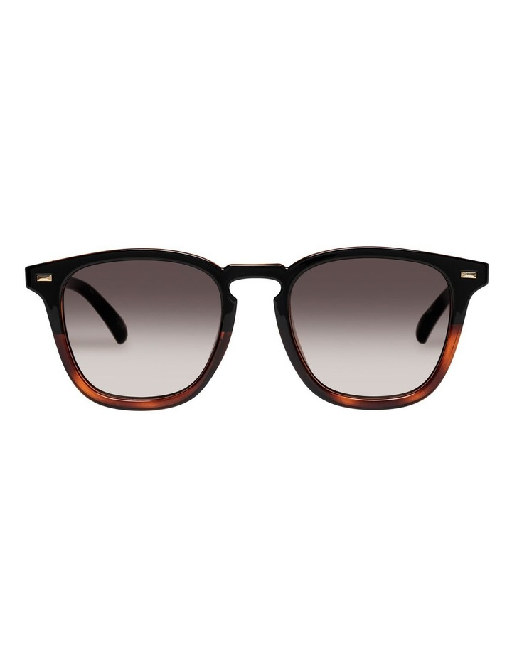 No Biggie Black Tort Sunglasses image 1