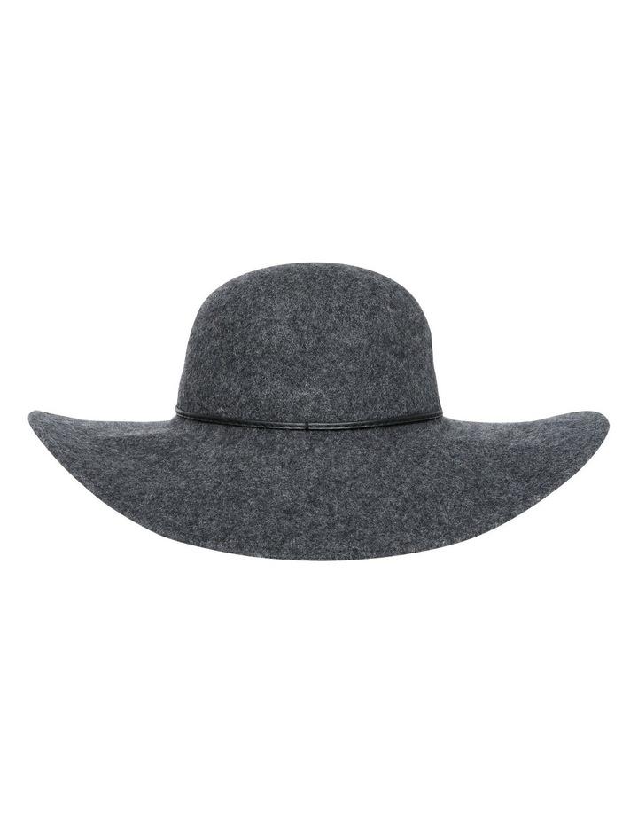 84ed94ac9b8 Floppy Hat with PU Trim image 1