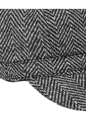 Gregory Ladner - Baker Cap W Faux Leather Trim GJC2188R