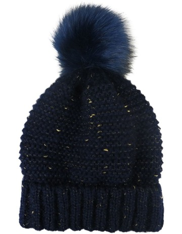 58572793a9b86 Morgan   TaylorLurex Knit Beanie Winter Hats. Morgan   Taylor Lurex Knit  Beanie Winter Hats